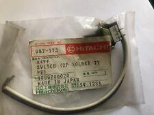 Support de coussinet ø 125 mm en caoutchouc pour ponceuse HITACHI SV13YA SV13YB