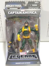 HYDRA Agent Marvel Legends Mandroid Build-a-Figure Hasbro New