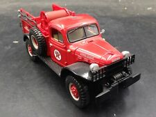 FIRST GEAR Dodge Power Wagon Pickup Fire Truck Texaco 1:30 w/box 19-2474