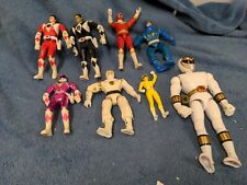 Power Rangers toy lot-