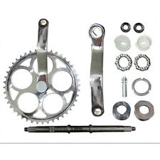 66cc//80cc CDHPOWER Wide Pedal Crank Assembly kit-32T//36T-For Gas motorized bike