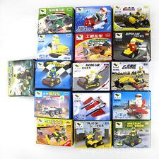 Mini Children Engineering Truck Mine Clearance Moon Car Building Blocks Lego