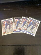 4 Card Lot. 1993-94 Topps Premier Gold #85 Valeri Kamensky 1 Gold 3 Reg.