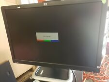 """HP Display L2201W - LED LCD monitor (1080p) 22"""" Widescreen + VGA & Power cable"""
