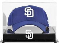 San Diego Padres Acrylic Cap Logo Display Case - Fanatics