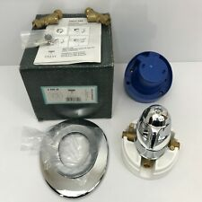 Trevi PBV Built In Sequential Pressure Balanced Shower Valve Chrome NEW A5109AA