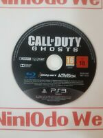 Call of Duty: Ghosts (Sony PlayStation 3, 2013) - PS3 - DISC ONLY