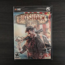 BioShock Infinite PC DVD ROM Video Game New Sealed