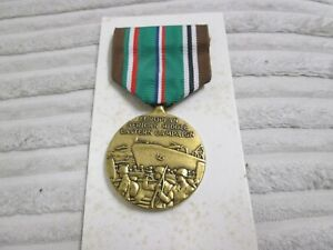 American WW2 European ,African, Middle East Campaign medal