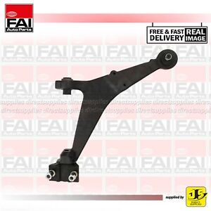 FAI WISHBONE LOWER RIGHT SS637 FITS CITROEN PEUGEOT 106 1.0 1.1 1.3 1.4 1.5 1.6