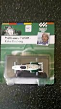 Williams FW08C Keke Rosberg 1983 1:43 Scale New in Blister pack with magazine