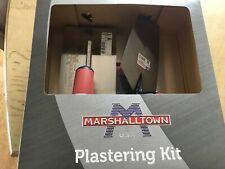 Marshalltown 3 Piece Plastering  Kit