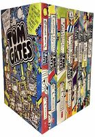 Liz Pichon Tom Gates 8 Books Collection Set Pack Tom Gates Yes No (Maybe..)