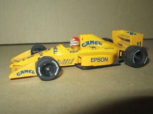833Q Onyx Lotus 101 JUDD #11 Formula 1 Nelson Piquet 1989 Gp Of Japan 1:43