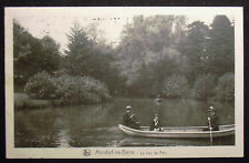 Mondorf les Bains, Munneref / Remich, Luxembourg, Le Lac au Parc, gelaufen 1925