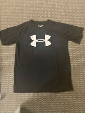 Under Armour Boys Loose Shirt Size Large
