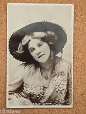 R&L Postcard: Portrait of Actress Miss Phyllis Monkman, Chinese Fashion