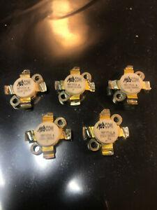 Lot of 5 MA-COM/ Motorola MRF 151A  RF Transistors (Tested Good)