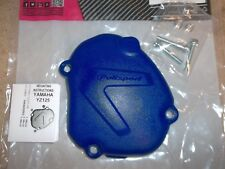 New Left Side Ignition Cover Guard Protector YZ Blue YZ125 125 2005 2006 - 2018