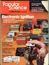 Popular Science Magazine June 1976 Electronic Ignition VG 032416jhe