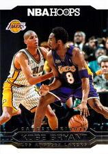 2017-18 NBA Hoops Kobe Bryant Career Tribute Insert Card #299 vs Reggie Miller