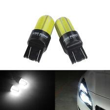 2x 8W Ampoule COB LED T20 7443 W21 /5W Blanc Xénon Feux De Jour Recul Brouillard