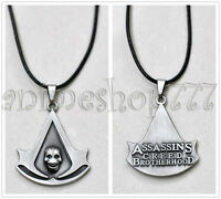 Assassin's Creed Cosplay Brotherhood Ezio Necklace Free Shipping Brand New
