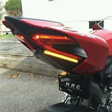 New Rage Cycles Ducati Panigale LED Fender Eliminator Kit 1199 NRC tail light