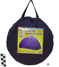 Nalu pop-up plage abri / tente avec sacoche-taille 200 cm x 120cm x 130cm