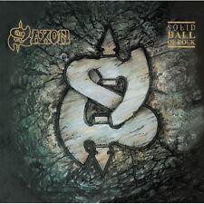 Solid Ball Of Rock - Saxon (2013, CD NUEVO)