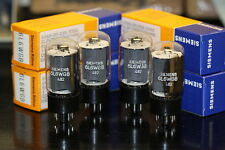 6L6WGB/5881 siemens matched quad nos boxed