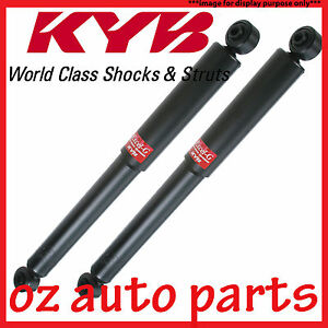 REAR KYB EXCEL-G SHOCK ABSORBERS FOR TOYOTA RAV4 4WD WAGON 2/06-ON