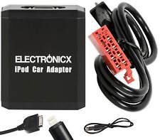 Adapter AUX für iPhone 5 6 7 8 XR iPod iPad Lightning für VW Gamma 4 Radio