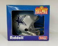 NFL Dallas Cowboys Riddell Collectible Micro Helmet Team NFL