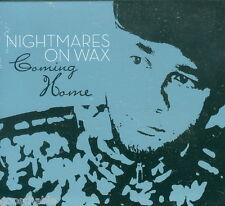 Nightmares on Wax - Coming Home CD Marvin Gaye Donald Byrd Erykah Badu Guts NEW