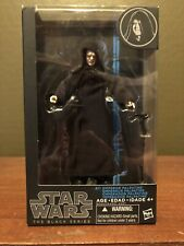 "Star Wars Black Series 6"" #11 Emperor Palpatine Action Figure 2014 New"