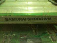 Neo Geo mvs arcade samurai showdown cartridge #1