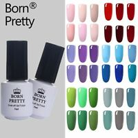 Born Pretty Nail UV /LED Gel Polish Soak Off  Varnish Base/Top Coat 5ml