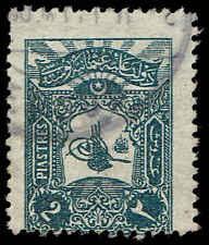 Scott # 122 - 1905 - ' Tughra '