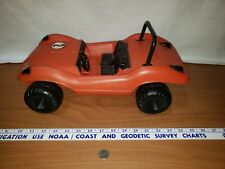 Vintage Orange Red Dune Buggy IRWIN  Corp ACTION JACKSON GI JOE BARBIE 197Os