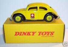DINKY ATLAS VW VOLKSWAGEN BEETLE COX COCCINELLE PTT SWISS POSTE SUISSE POSTES