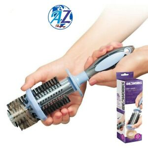 Hair Brush Comb Cleaner Household Cleaning Embedded Tool Plastic Easy To Clean