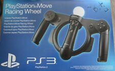 "PS3 Lenkrad ""Move Racing Wheel"" für Rennspiele Playstation 3 Move Notwendig Neu"