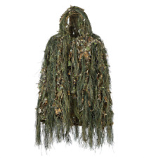 Ghillie Suit Hunting Woodland 3D Bionic Leaf Disguise Camouflage Suits
