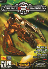 SPACE RANGERS 2 REBOOT +Original SpaceRangers PC Game N