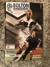 Bolton Wanderers v Wigan Athletic - Barclays Premiership 2005/06
