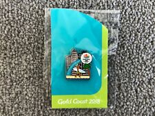 Gold Coast 2018 Commonwealth Games - Accomodation Pin - Sealed