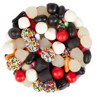 LICORICE BRIDGE MIX - Jelly Candy - 1/4 LB to 10 LB - Bags BULK - Best Price