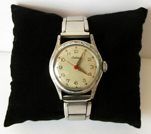 Rare Vintage Certina Gent's Wrist Watch ~ 1940's?  ~ Working well ~ Swiss Made