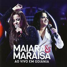 Ao Vivo Em Goiania [New CD] Brazil - Import
